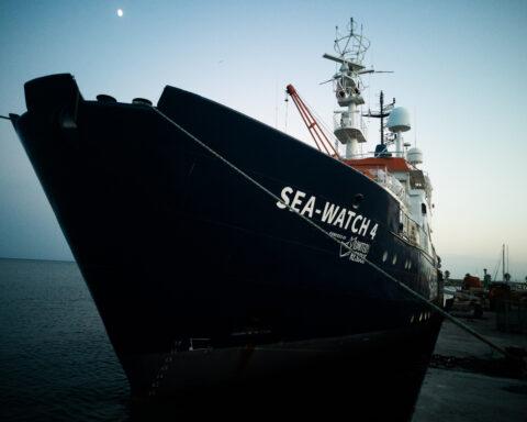 SeaWatch 4 - Chris Grodotzki