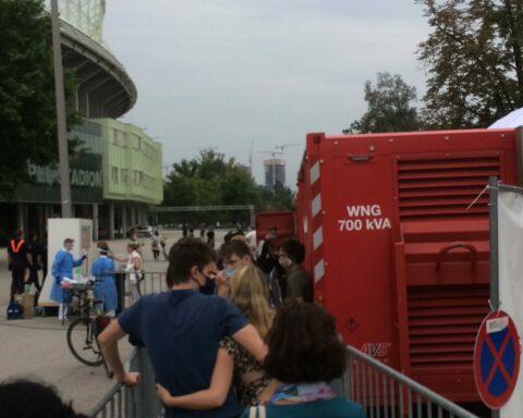 Covid test u Beču