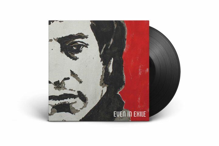 James Dean Bradfield - Even in exile - cover